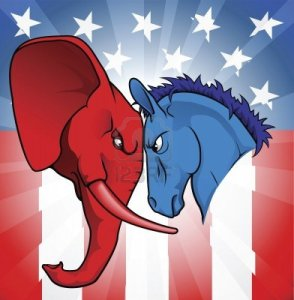 9326220-the-democrat-and-republican-symbols-of-a-donkey-and-elephant-facing-off