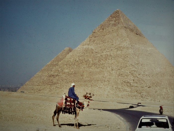 7 Wonders of the Ancient World (and other really oldstuff)