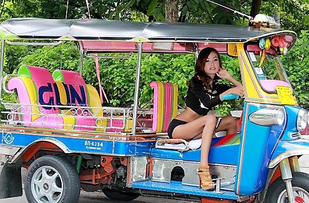 bangkok model Jintana Boonkem kem photo by kan (2)